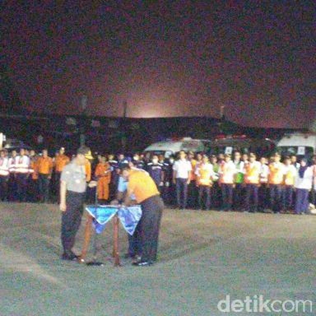 Kabasarnas Pimpin Upacara Penyerahan Jenazah Korban Aviastar