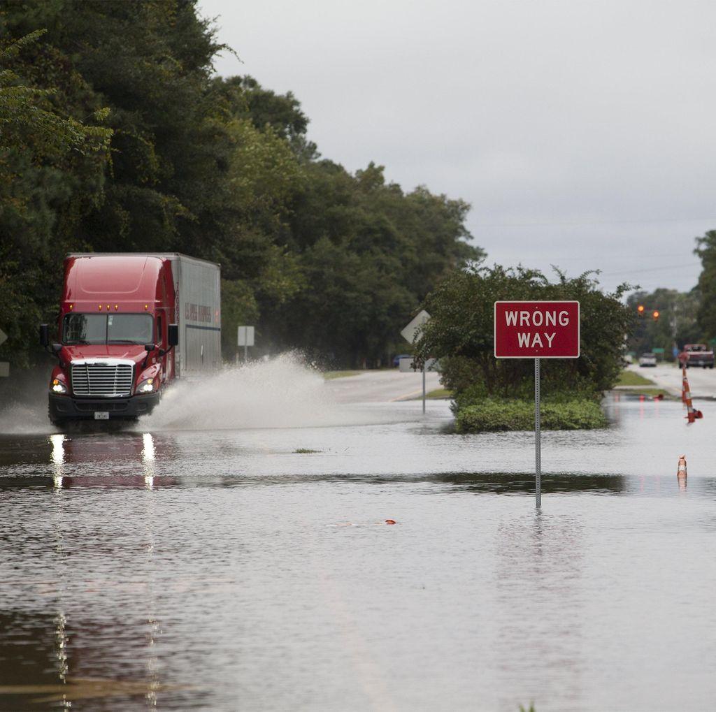 Korban Tewas Akibat Banjir di South Carolina AS Jadi 13 Orang