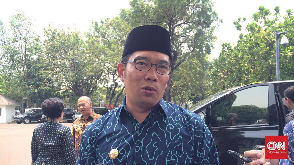 Sopir Pukul Penumpang, Ridwan Kamil: Angkot 05 Paling Brengsek!