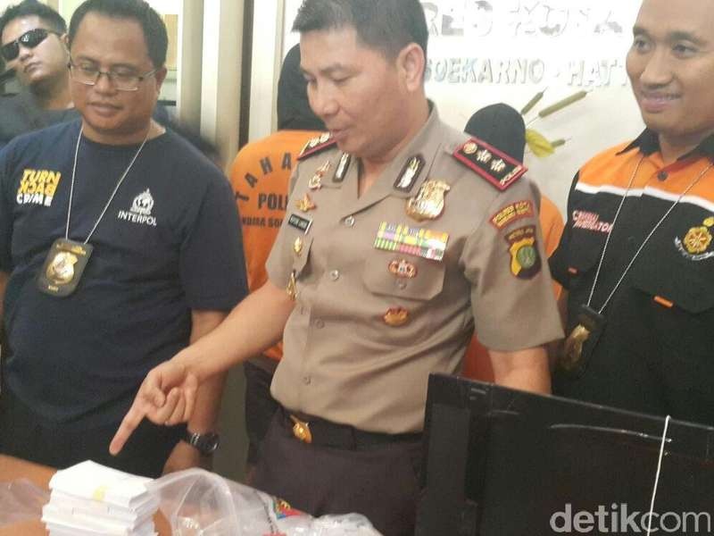 Tipu Anak Pengusaha Sawit, Komplotan Penggandaan Uang Dibekuk Polisi