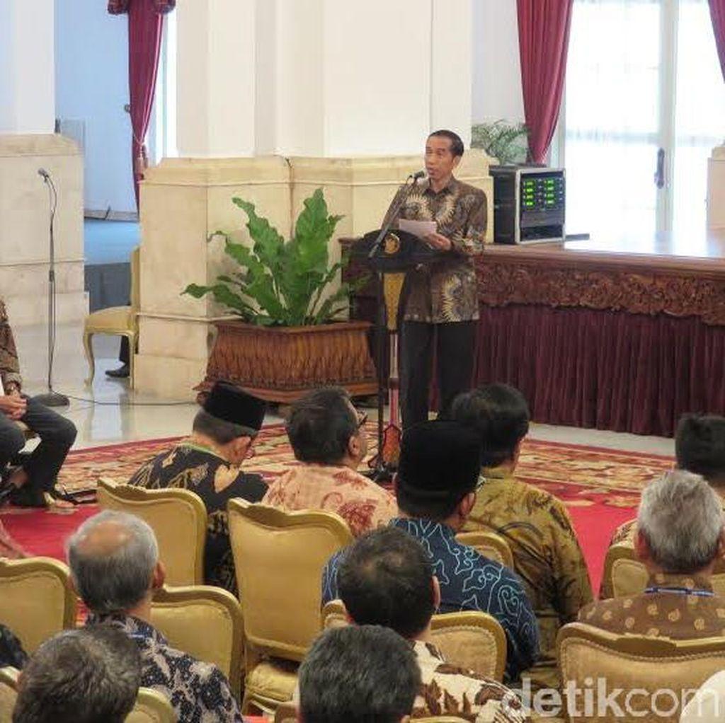Jokowi: Semakin Modern Kota, Semakin Banyak Ruang Publik