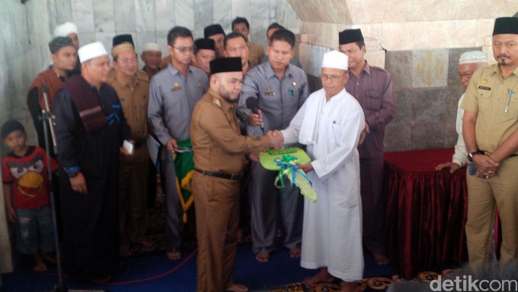 Salat Zuhur Berhadiah Innova di Bengkulu, Ini Dia Pemenangnya