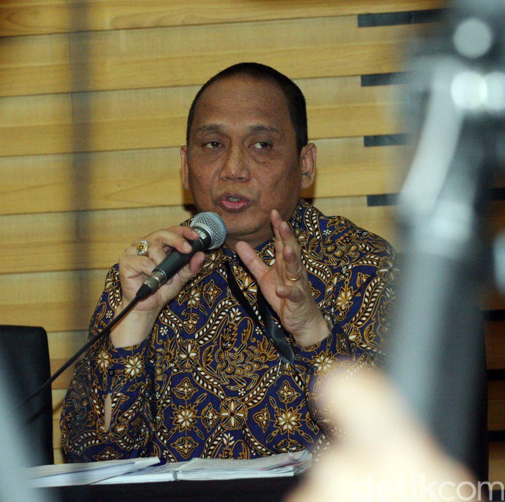 Eks Plt Pimpinan KPK Sebut Revisi UU Melenceng dari Komitmen Awal
