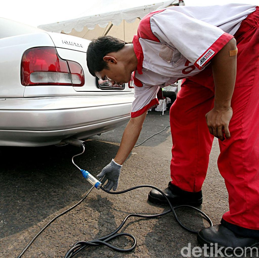 Gaikindo Harap Indonesia Move On dari Standar Emisi Euro2 ke Euro4