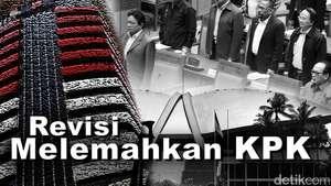 Misi DPR 'Bubarkan' KPK