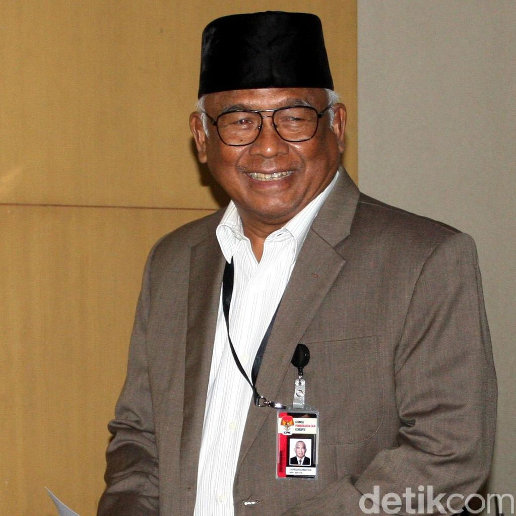 Seleksi Capim KPK Tertunda di DPR, Ruki: Bijak-bijaklah Mengatur Negara Ini
