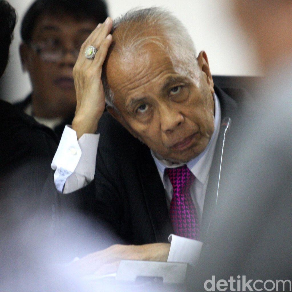 KPK Anggap OC Kaligis Tak Punya Legal Standing Dalam Gugatan UU KPK di MK