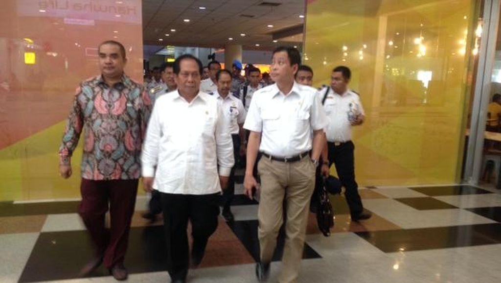 Menhub Jonan: Jalur Ganda Kualanamu-Medan Beroperasi 2016