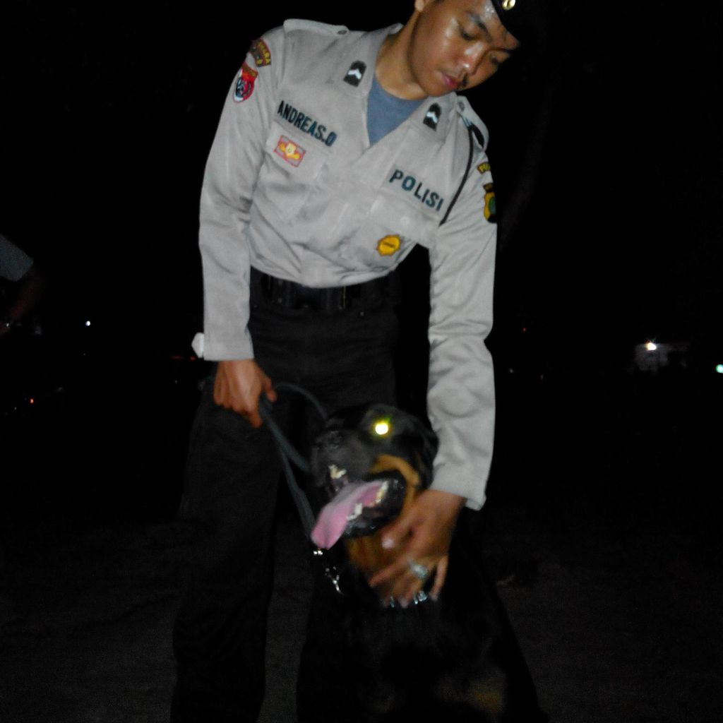 Anjing Pelacak Endus Kasus Pembunuhan Ibu dan Anak di Cakung
