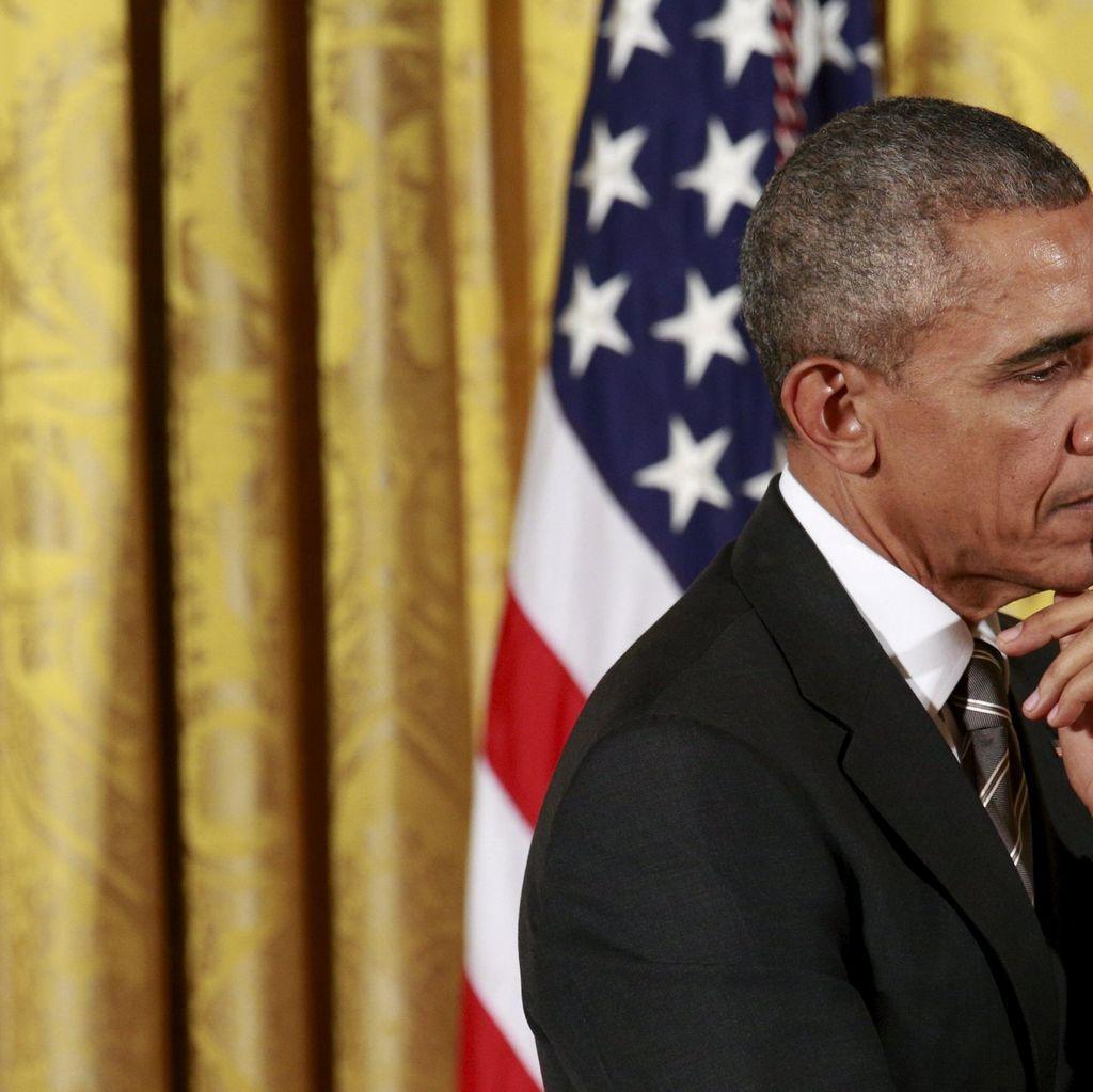 AS Salah Gempur Rumah Sakit Afghanistan, Obama Minta Maaf