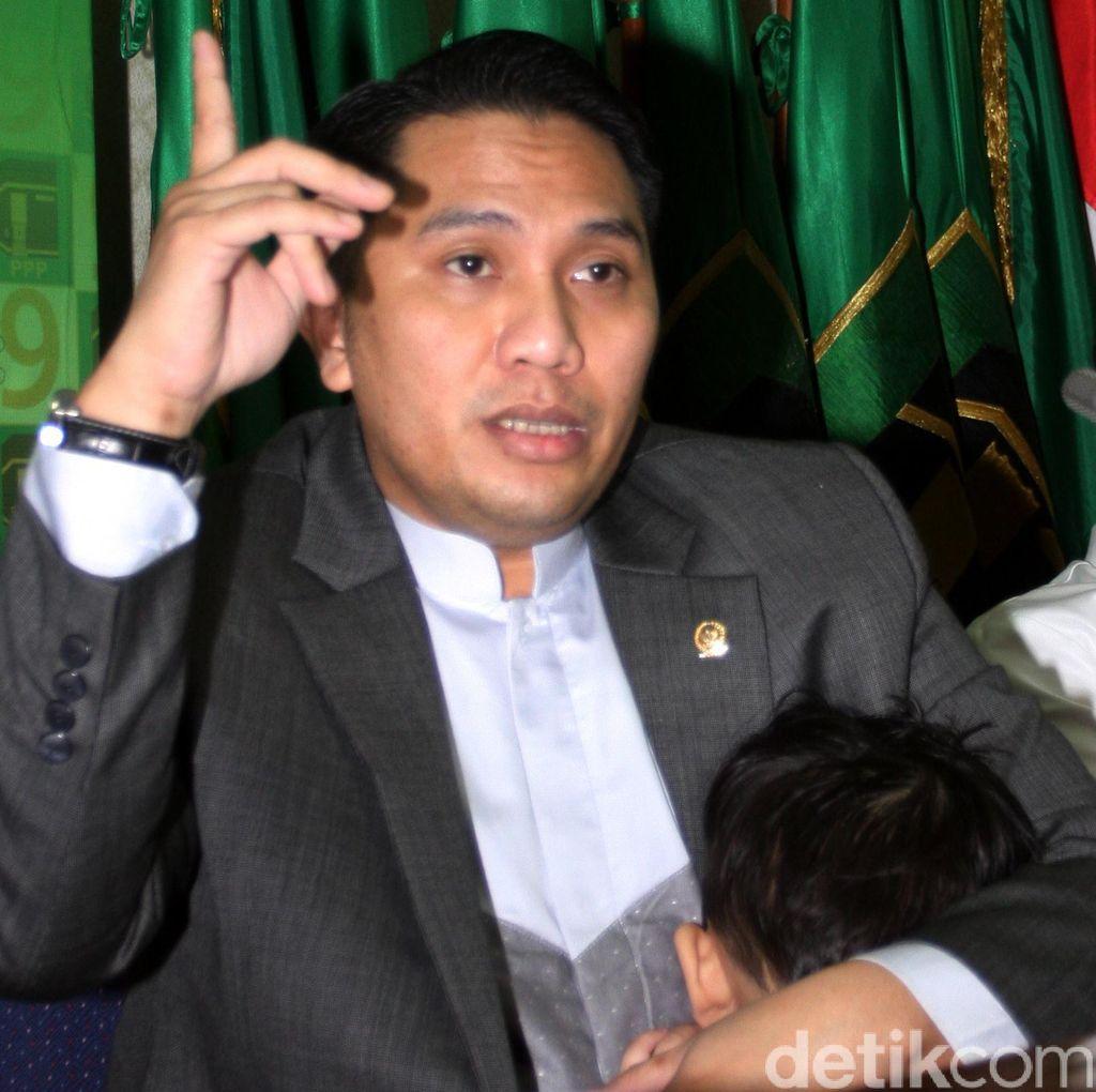 Presiden Jokowi Beri Izin Polisi Periksa Anggota DPR Ivan Haz