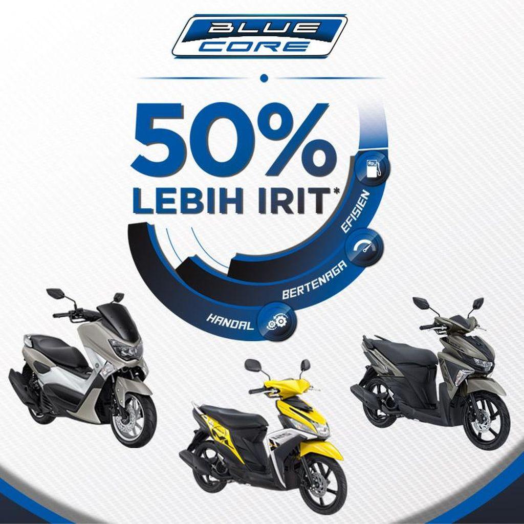 Mengenal Lebih Jauh Teknologi Mesin Blue Core Yamaha