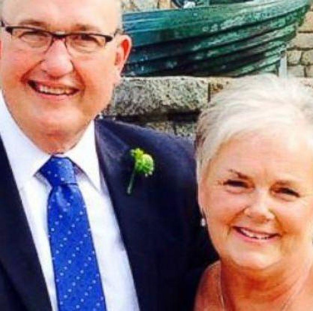 Gerard dan Meg, Sepasang Suami Istri yang Sama-sama Kena Kanker Payudara