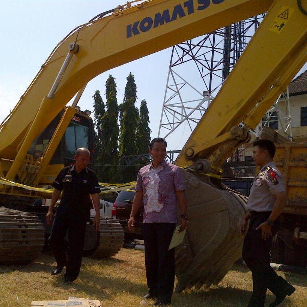 Angkut Padas 50 Truk Setiap Hari, Pemilik Lahan di Semarang jadi Tersangka