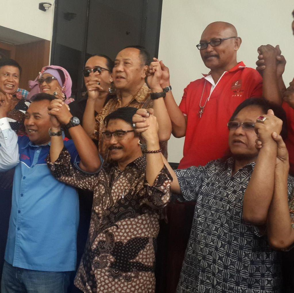 Ini Alasan Atlet Nasional Dukung Adhyaksa Tandingi Ahok di Pilgub DKI