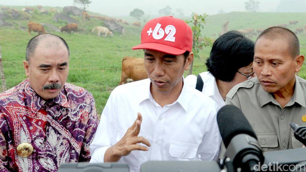 Cegah Bencana Kabut Asap Datang Lagi, Jokowi Berencana Beli 3 Pesawat Khusus