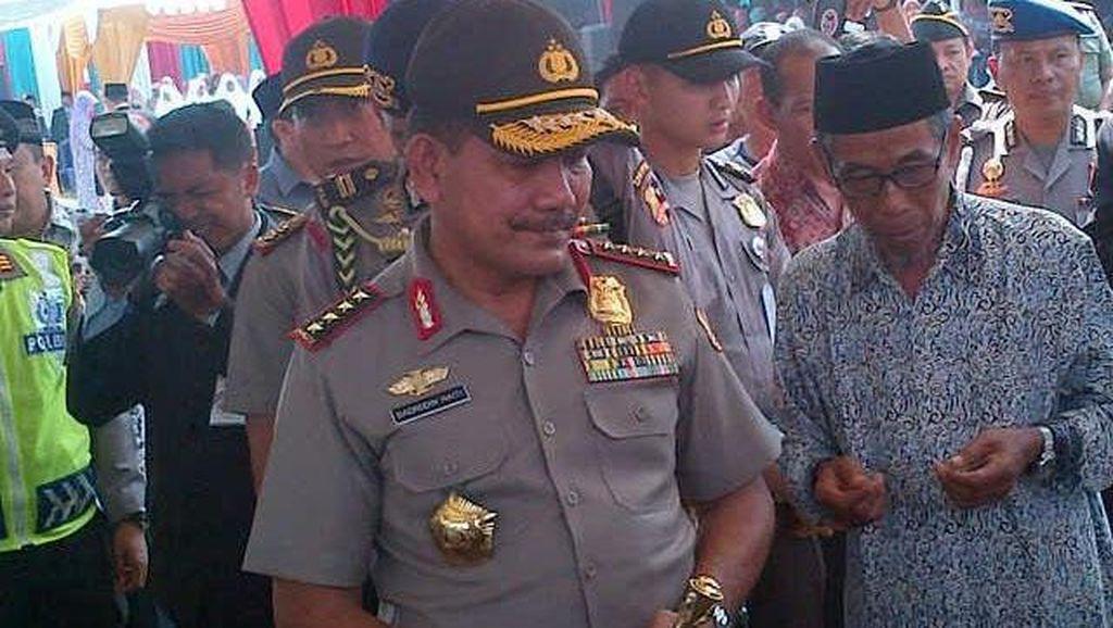 Kapolri: Anggota Polisi yang Terlibat Kasus Tambang Lumajang Diproses Hukum