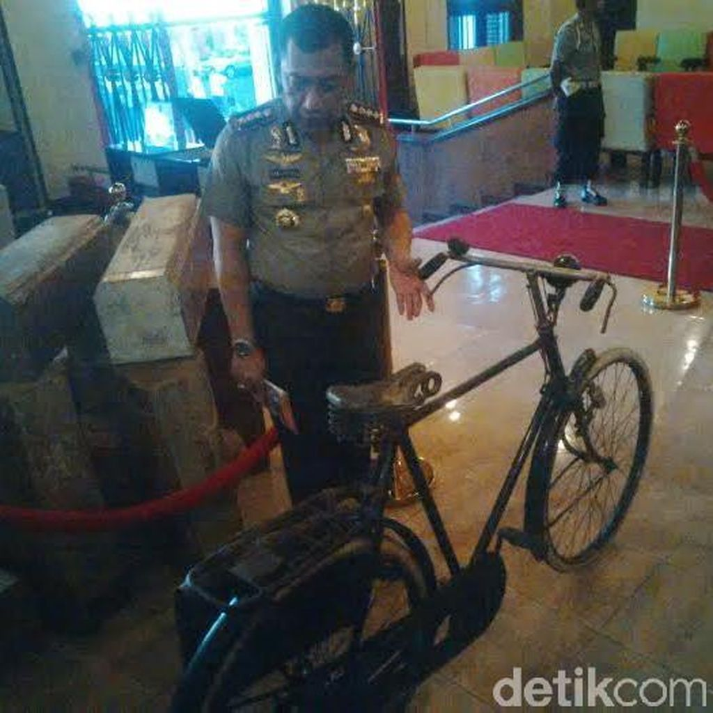 Ini yang Bisa Dinikmati di Museum Hidup Polrestabes Surabaya