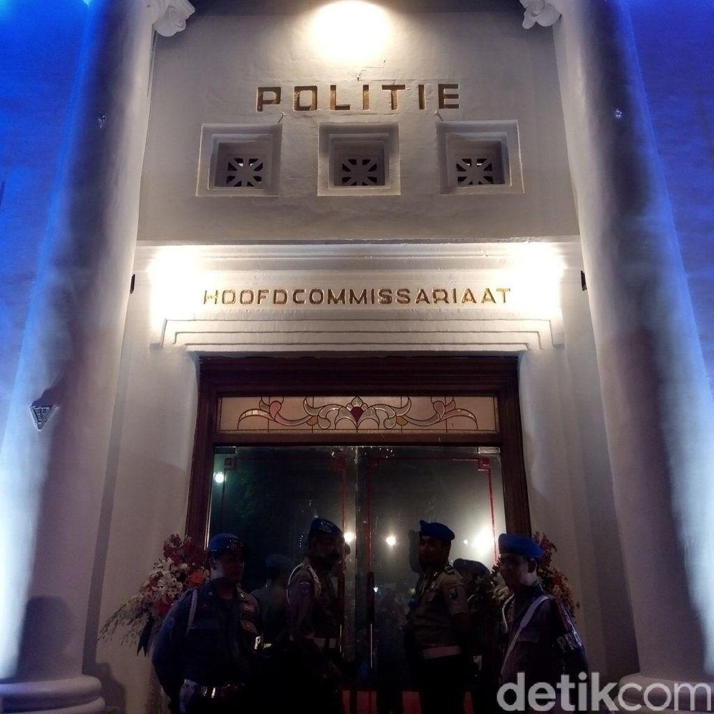 Kapolri Resmikan Museum Hidup Gedung Mapolrestabes Surabaya