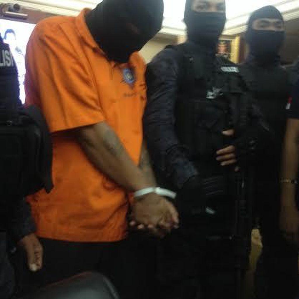 Agus Pembunuh Bocah dalam Kardus Terancam Hukuman Seumur Hidup