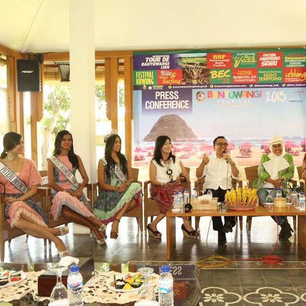 Banyuwangi Batik Festival 2015 Siap Perkaya Khasanah Batik Nusantara