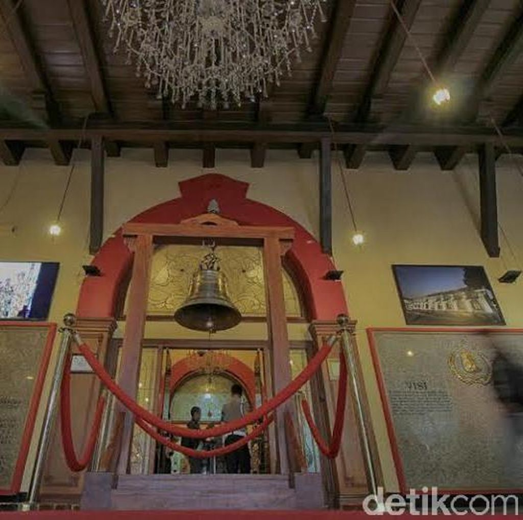 Polrestabes Surabaya Dijadikan Museum Hidup