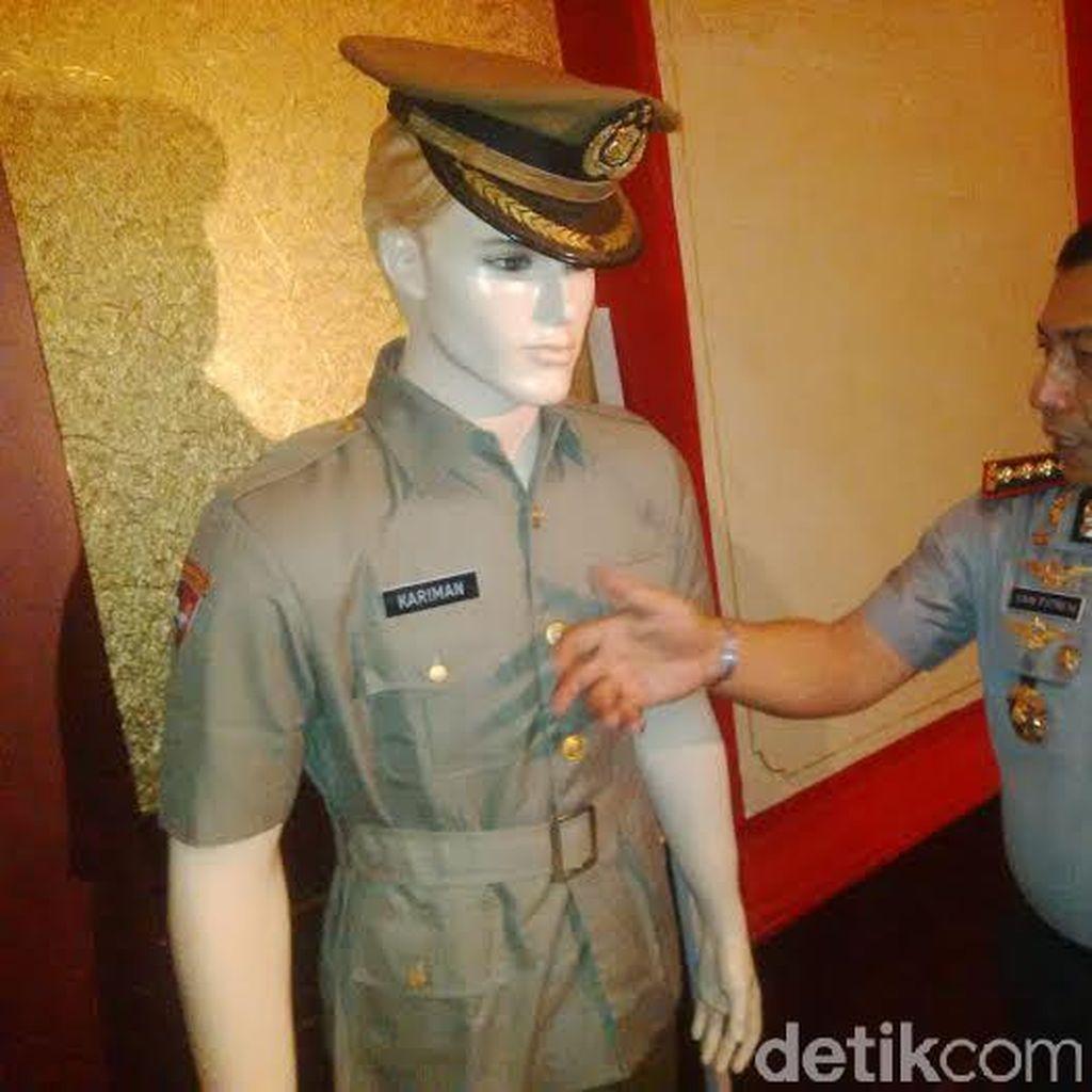 Begini Museum Hidup Polrestabes Surabaya Mendapatkan Koleksinya