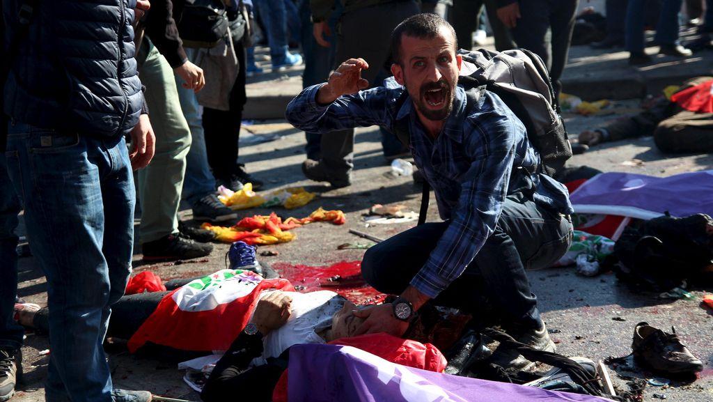 Menlu: Tak Ada WNI Jadi Korban Bom di Ankara Turki