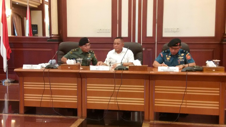 Jokowi Akan Lantik 4.500 Kader Bela Negara Pekan Depan