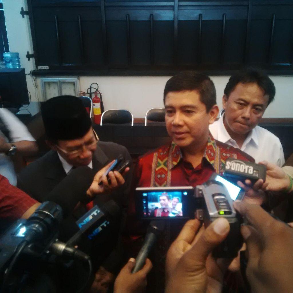 Menteri Yuddy Puji Tata Kelola Pemerintahan Surabaya 5 Tahun Terakhir