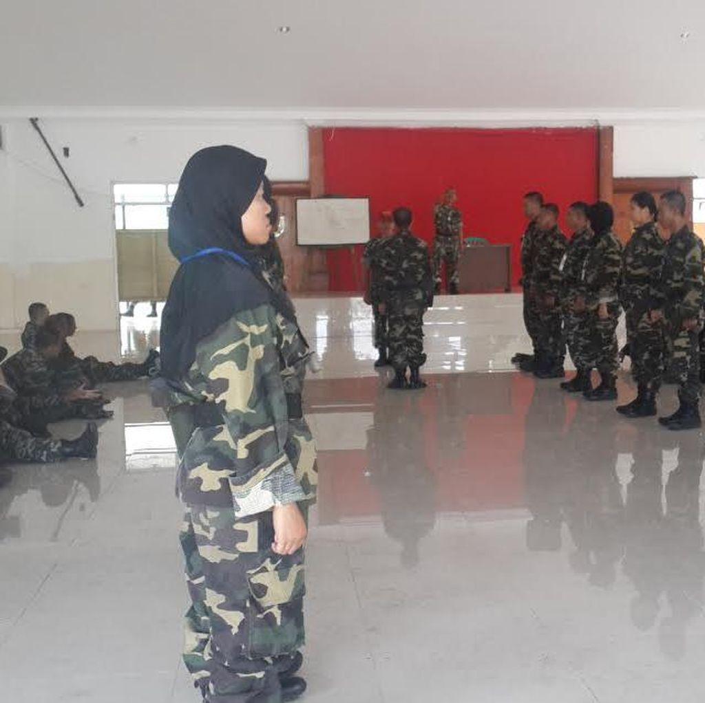 Yang Ingin Tahu, Begini Model Latihan Bela Negara di Rindam Jaya