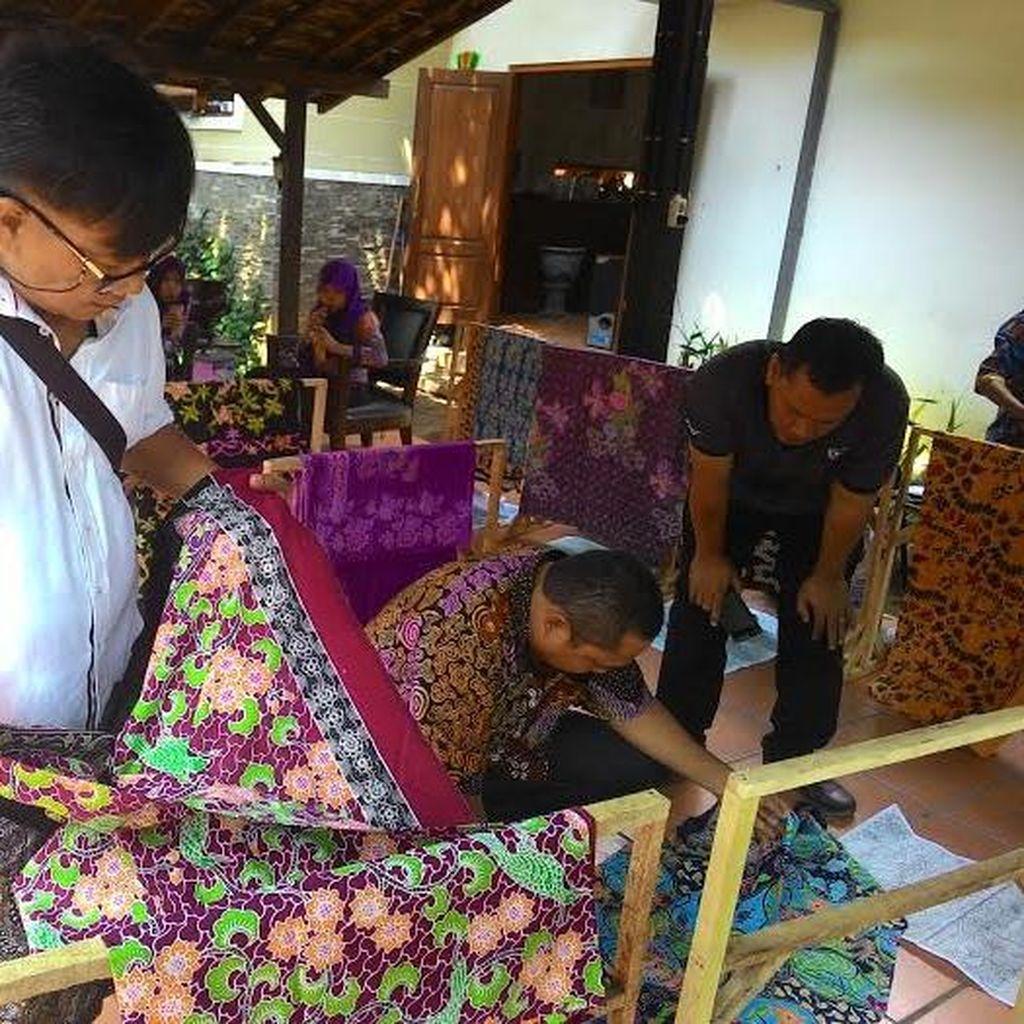 Pemkab Banyuwangi Buka SMK Batik Sejak Empat Bulan Lalu