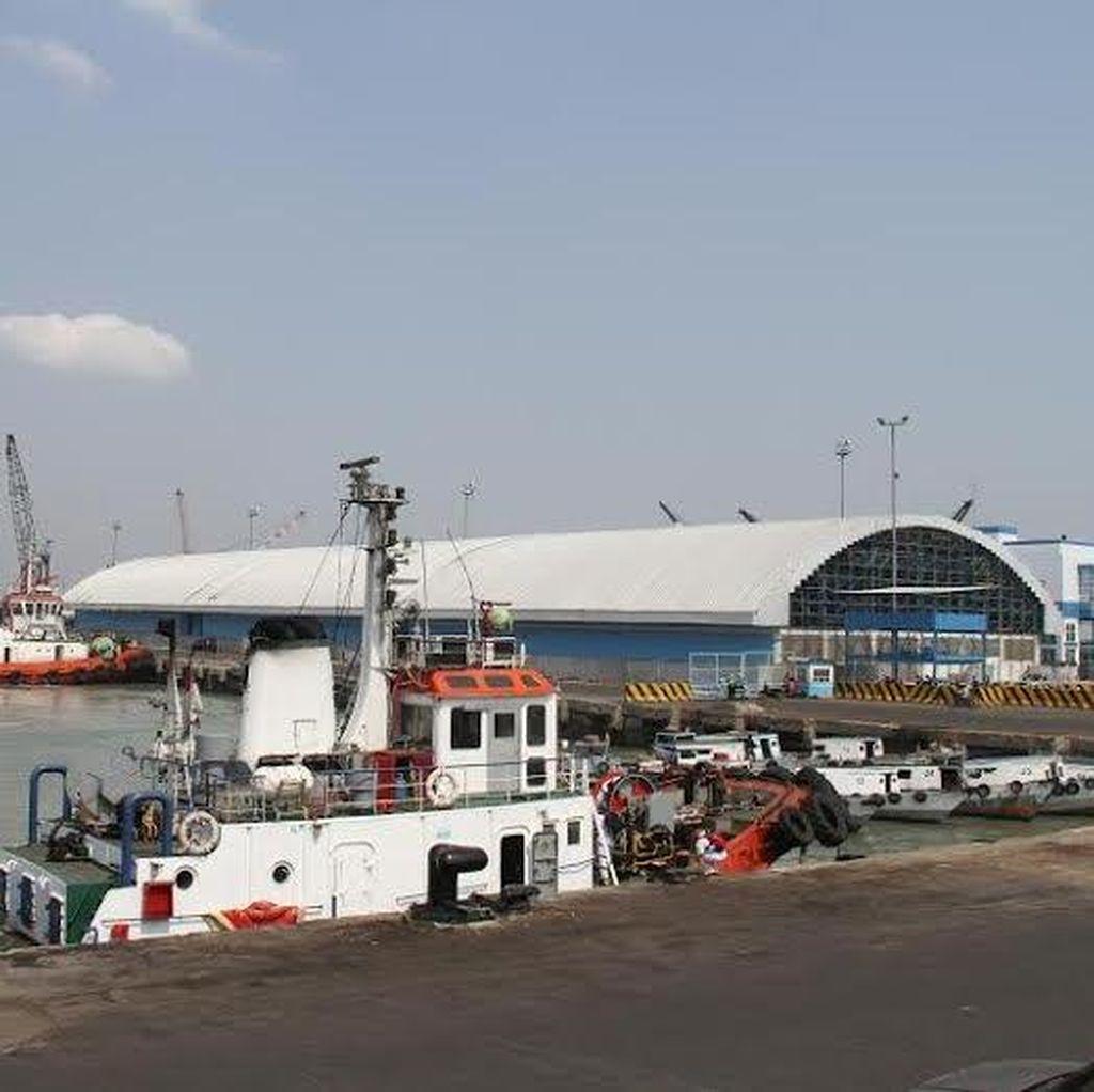 Pelindo Punya Hanggar di Terminal Jamrud Selatan