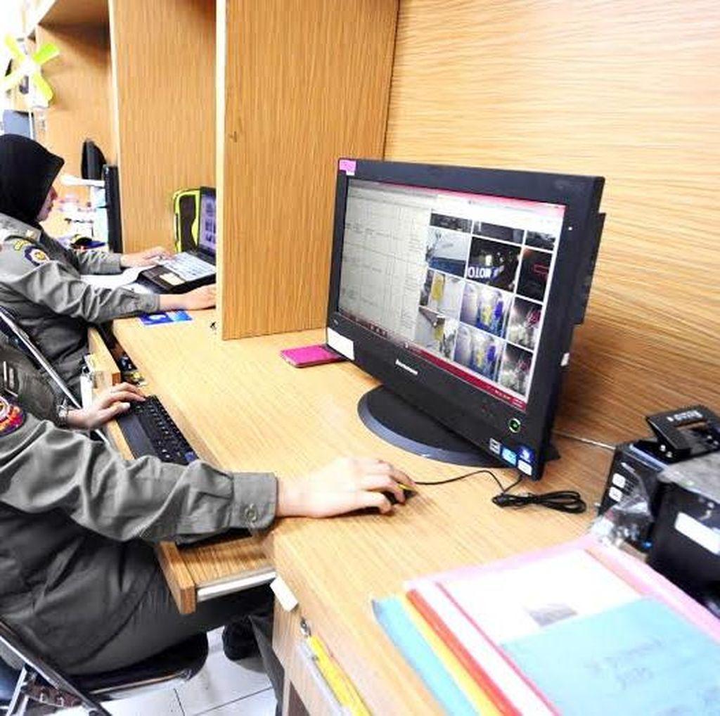 Satpol PP Surabaya Petakan Rawan Pelanggaran & Control Room