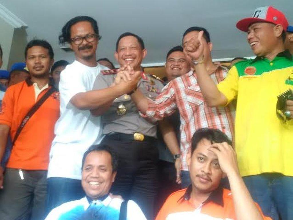 Polisi Waspadai Pergerakan Suporter Jika Laga Persib vs Sriwijaya FC Digelar di GBK