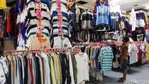 Industri Tekstil RI Lesu, Impor Baju Bekas Merajalela