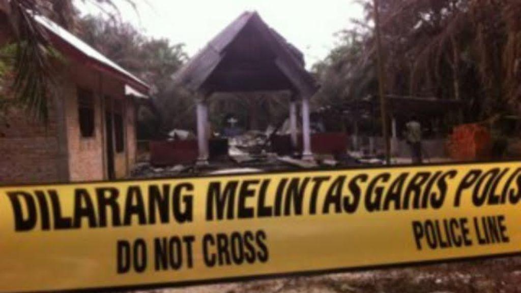 2 Tersangka Penyebar SMS Provokasi saat Bentrok Aceh Singkil Tak Ditahan