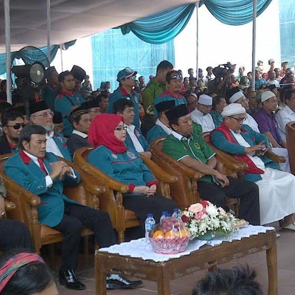 Sejumlah Petinggi Parpol Hadir di Deklarasi Nasional Partai Idaman