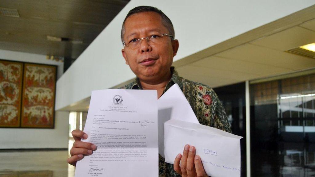 PPP Tak Setuju 8 Capim KPK Dikembalikan ke Presiden