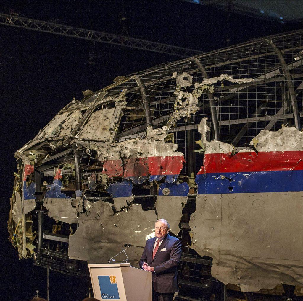 AS Sambut Hasil Investigasi Jatuhnya MH17, Tegaskan Keterlibatan Rusia