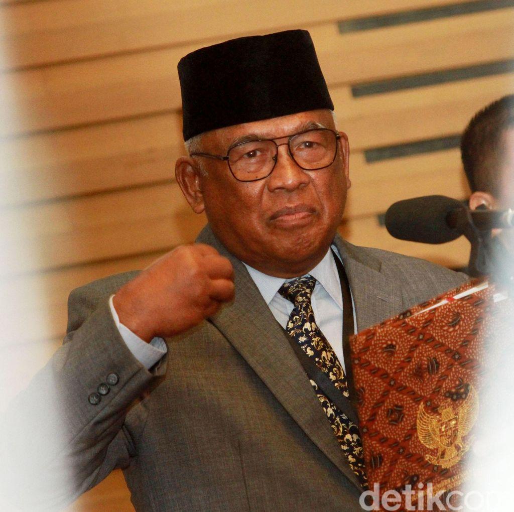 Ruki Usul KPK, Polri, dan Kejaksaan Punya Wewenang Sama Saat Usut Korupsi