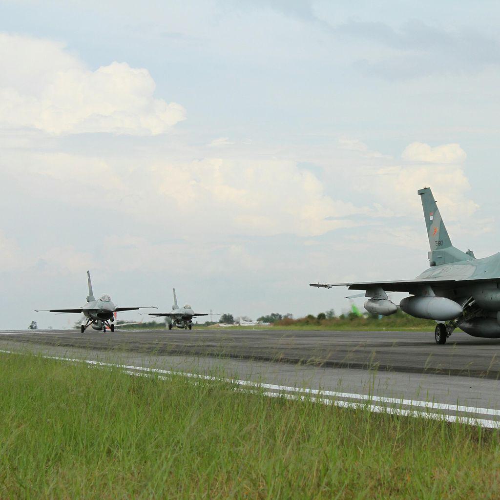 TNI AU Siapkan Pesawat Tempur Taktis untuk Jaga Perairan Indonesia