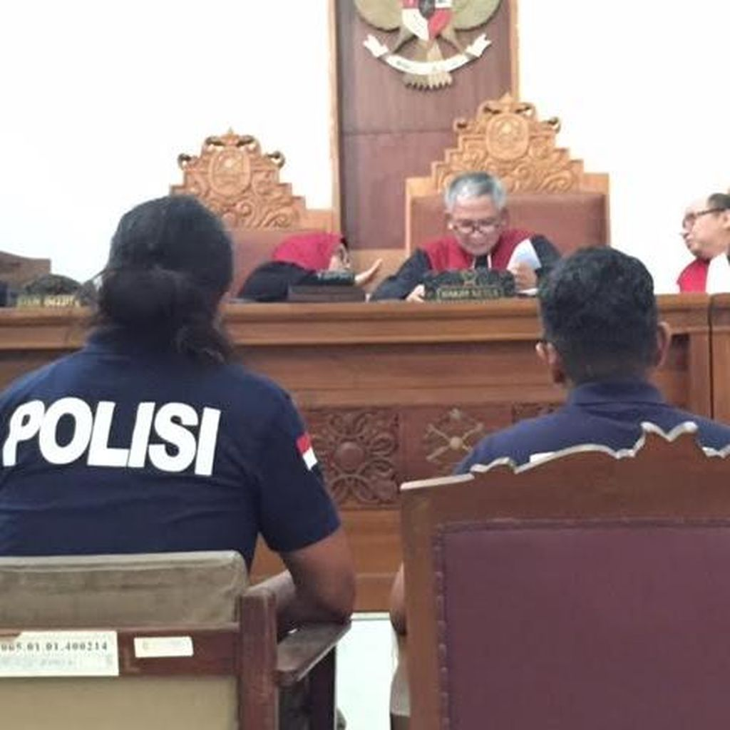 Pembunuh Tata Chubby Siap Hadapi Sidang Vonis di PN Jaksel