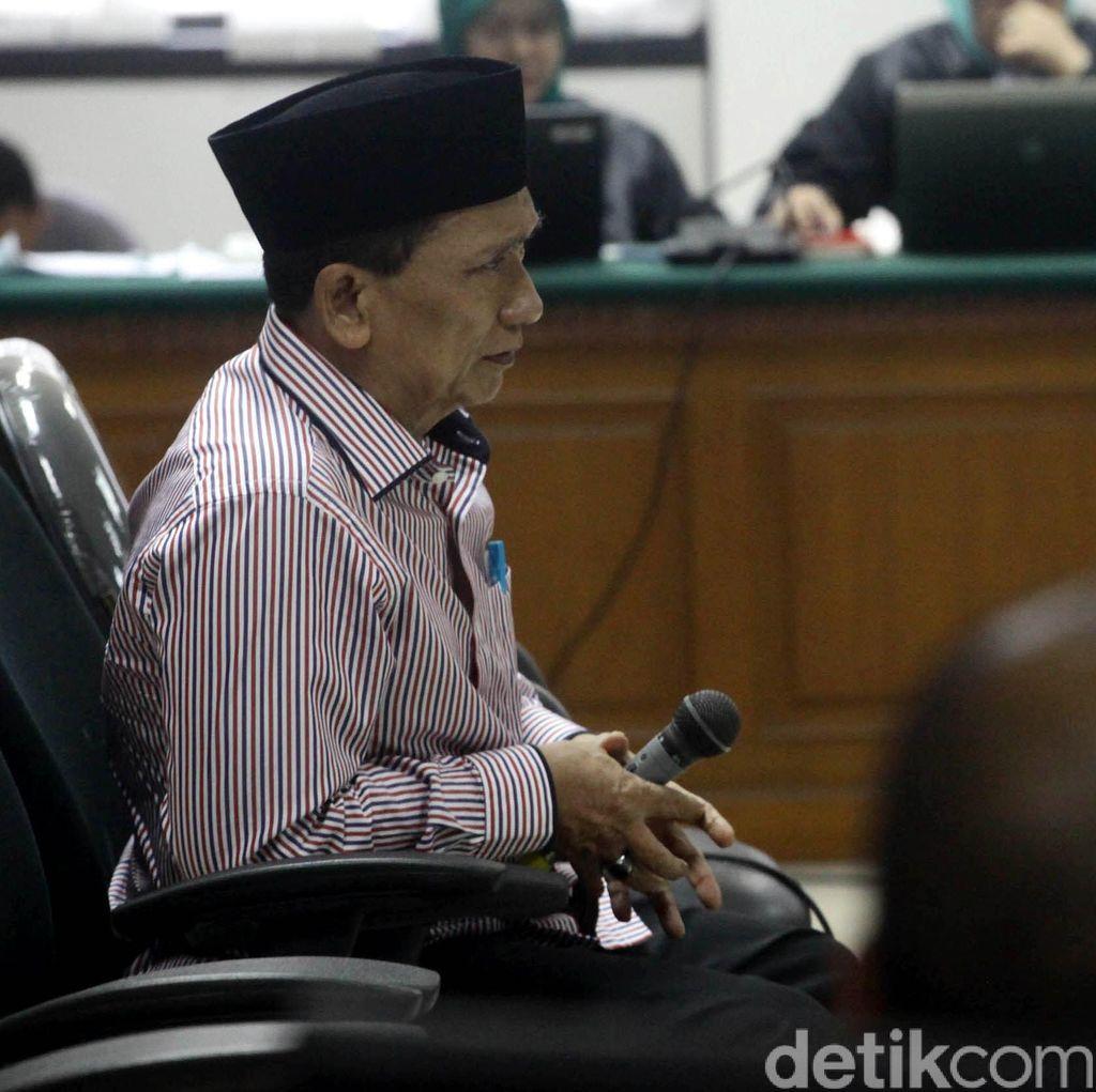 Hukuman Fuad Amin Diperberat Jadi 13 Tahun Penjara!