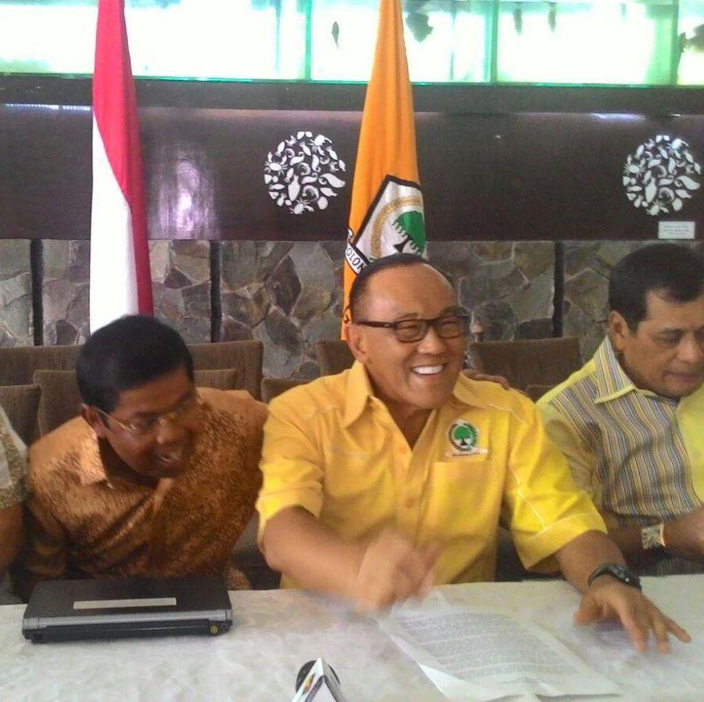 Kapolri Hingga Pimpinan KPK Diskusi Soal UU KUHP di Markas Golkar
