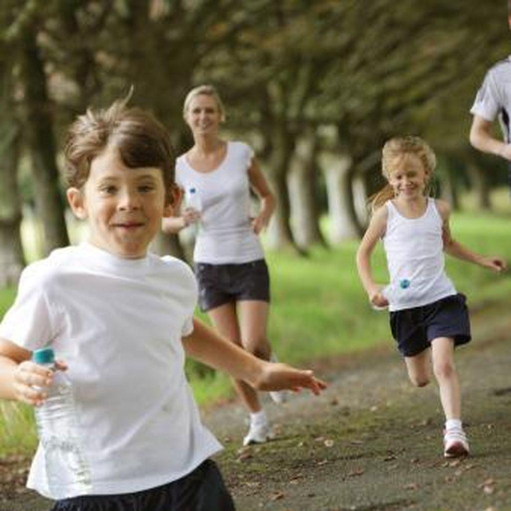 Tips Agar Anak-anak Terdorong Lebih Aktif Bermain di Libur Panjang