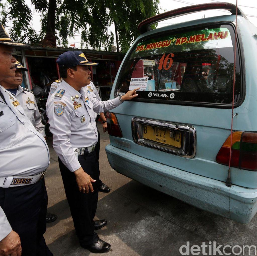 Dishubtrans DKI Janji Bakal Naikkan Gaji Pegawai Tidak Tetap Setingkat UMP