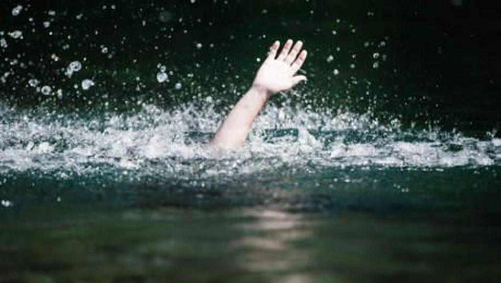 Hilang 20 Hari, Mak Elom Ditemukan Tewas Mengambang di Kolam Ikan