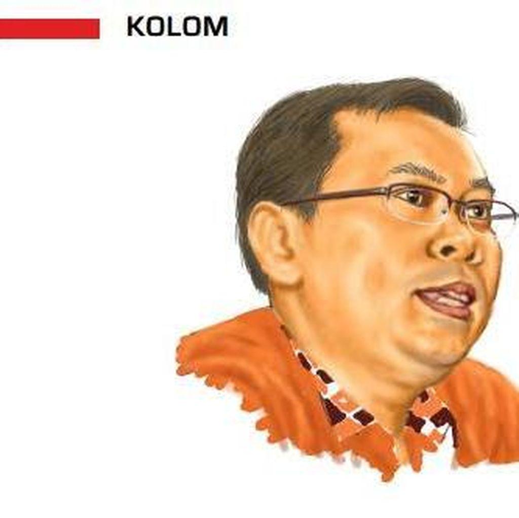 Visi Jokowi dan Desain Pengampunan Pajak