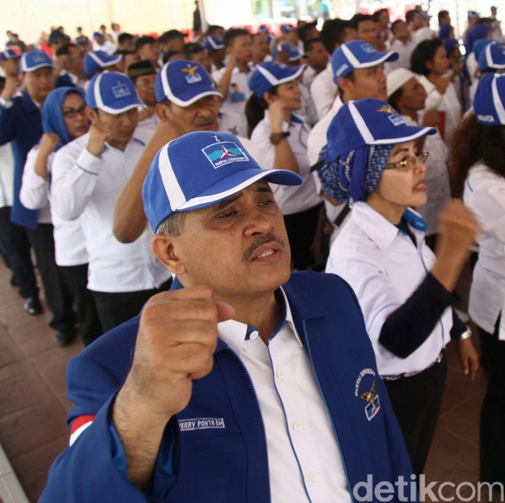 Jadi Penentu di MKD DPR Soal Novanto, Sikap Demokrat Masih Abu-abu